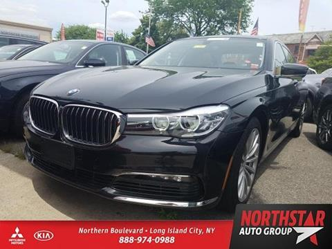 2017 BMW 7 Series for sale in Long Island City, NY
