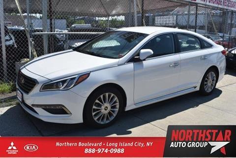 Hyundai Long Island City >> 2015 Hyundai Sonata For Sale In Long Island City Ny