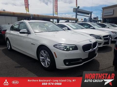 2016 BMW 5 Series for sale in Long Island City, NY
