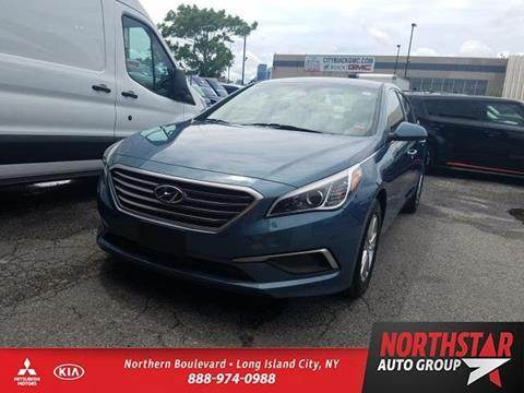 2017 Hyundai Sonata for sale in Long Island City, NY