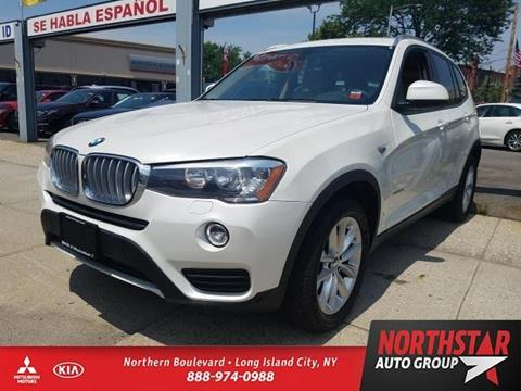 2015 BMW X3 for sale in Long Island City, NY