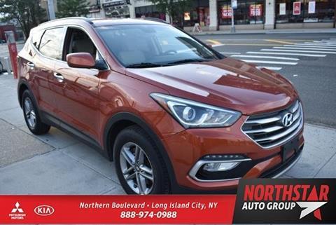 2017 Hyundai Santa Fe Sport for sale in Long Island City, NY