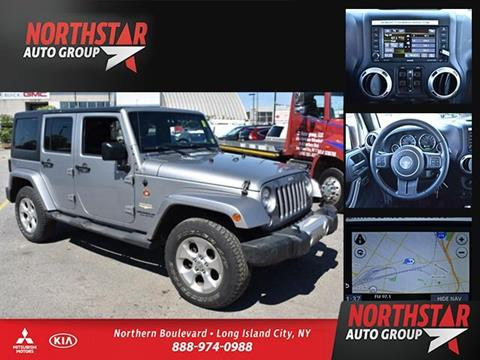 2015 Jeep Wrangler Unlimited for sale in Long Island City, NY