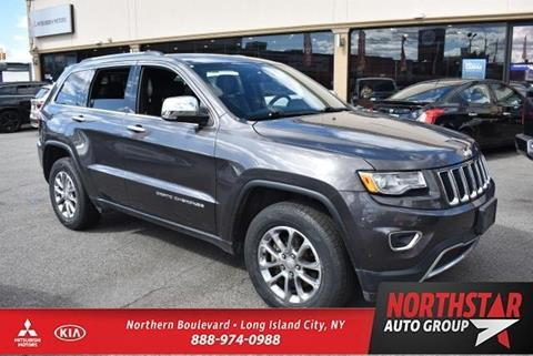 2015 Jeep Grand Cherokee for sale in Long Island City, NY