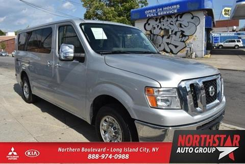 2016 Nissan NV Passenger for sale in Long Island City, NY