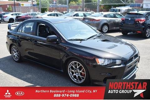 2008 Mitsubishi Lancer Evolution for sale in Long Island City, NY
