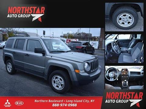2013 Jeep Patriot for sale in Long Island City, NY