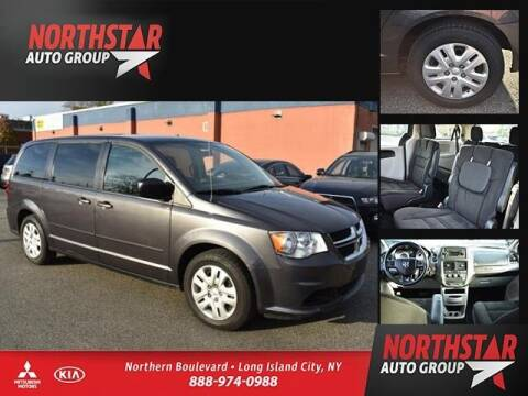 2017 Dodge Grand Caravan for sale in Long Island City, NY