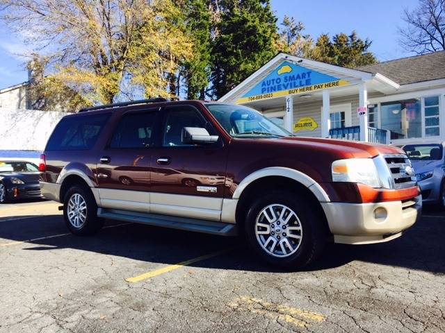 2007 Ford Expedition EL for sale at Auto Smart Pineville Inc. in Pineville NC