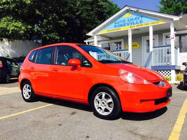 2007 Honda Fit for sale at Auto Smart Pineville Inc. in Pineville NC