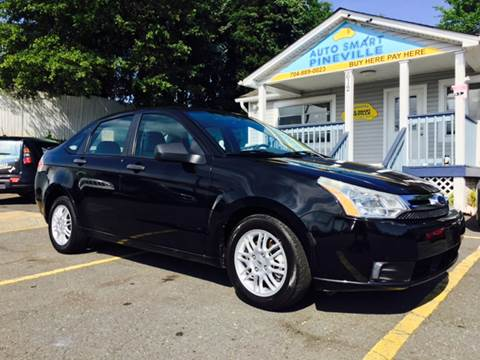 2011 Ford Focus for sale at Auto Smart Pineville Inc. in Pineville NC