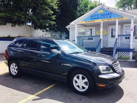 2005 Chrysler Pacifica for sale at Auto Smart Pineville Inc. in Pineville NC