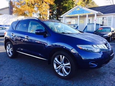 2009 Nissan Murano for sale at Auto Smart Pineville Inc. in Pineville NC