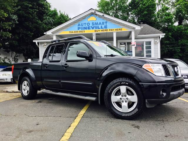 2007 Nissan Frontier for sale at Auto Smart Pineville Inc. in Pineville NC