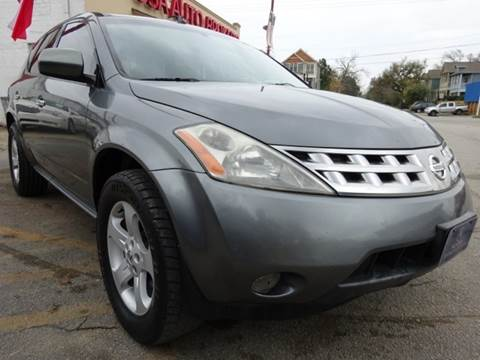 2005 Nissan Murano for sale at Auto Smart Pineville Inc. in Pineville NC