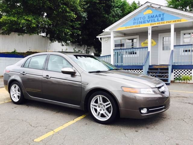 2008 Acura TL for sale at Auto Smart Pineville Inc. in Pineville NC