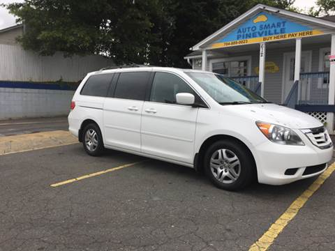 2008 Honda Odyssey for sale at Auto Smart Pineville Inc. in Pineville NC