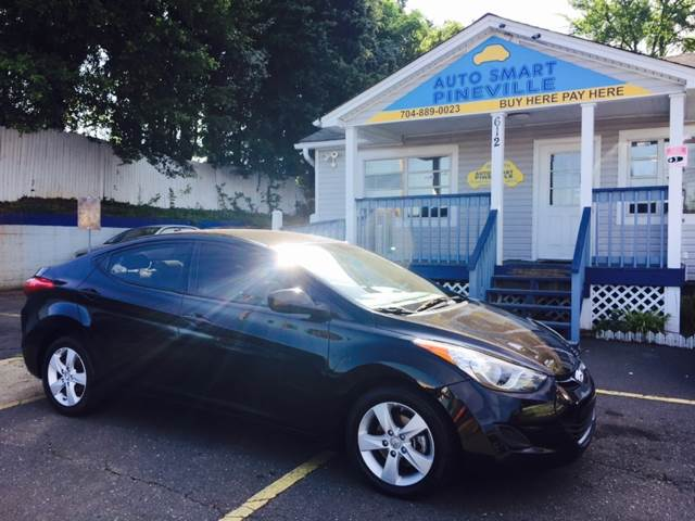 2013 Hyundai Elantra for sale at Auto Smart Pineville Inc. in Pineville NC
