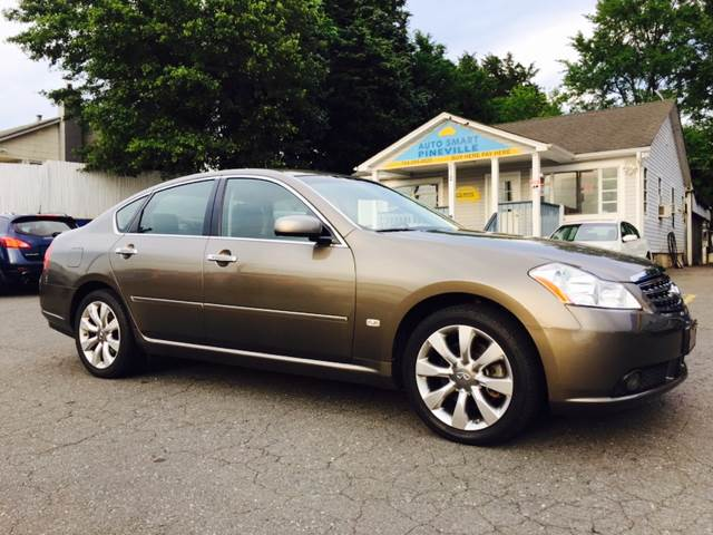 2007 Infiniti M35 for sale at Auto Smart Pineville Inc. in Pineville NC