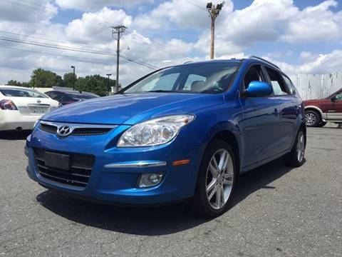 2011 Hyundai Elantra Touring for sale at Auto Smart Pineville Inc. in Pineville NC