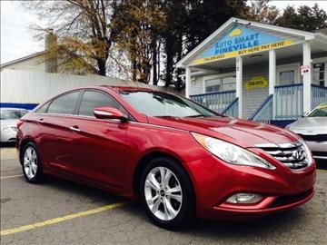 2011 Hyundai Sonata for sale at Auto Smart Pineville Inc. - auto smart charlotte in Charlotte NC