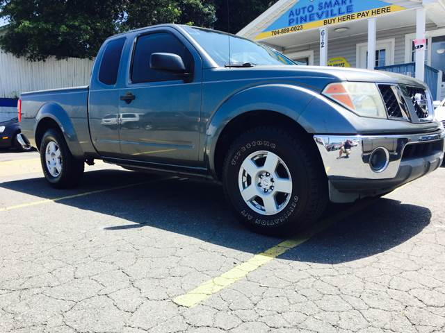 2005 Nissan Frontier for sale at Auto Smart Pineville Inc. in Pineville NC