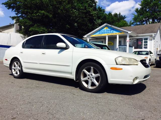 Worksheet. 2003 Nissan Maxima SE In Pineville NC  Auto Smart Pineville Inc