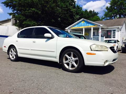 2003 Nissan Maxima for sale at Auto Smart Pineville Inc. in Pineville NC