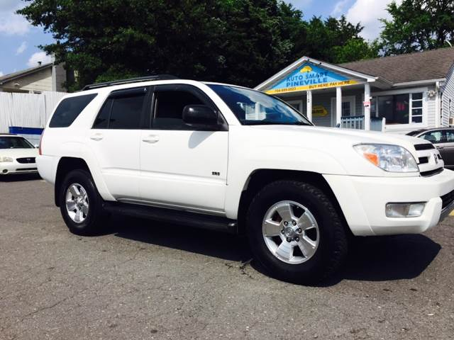 2004 Toyota 4Runner for sale at Auto Smart Pineville Inc. - auto smart charlotte in Charlotte NC