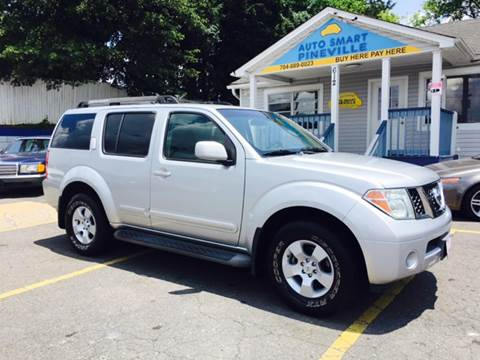 2007 Nissan Pathfinder for sale at Auto Smart Pineville Inc. in Pineville NC