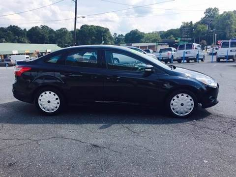 2014 Ford Focus for sale at Auto Smart Pineville Inc. in Pineville NC