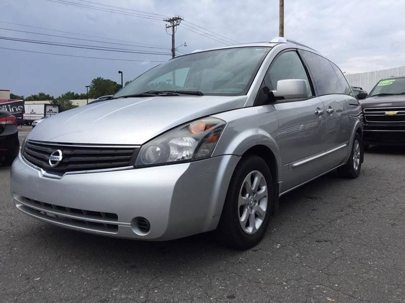 2008 Nissan Quest for sale at Auto Smart Pineville Inc. in Pineville NC