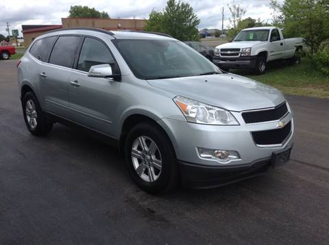2012 Chevrolet Traverse for sale in Plover, WI