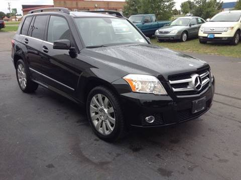 2012 Mercedes-Benz GLK for sale in Plover, WI