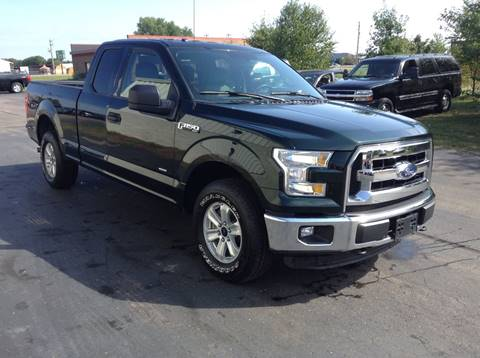 2015 Ford F-150 for sale in Plover, WI