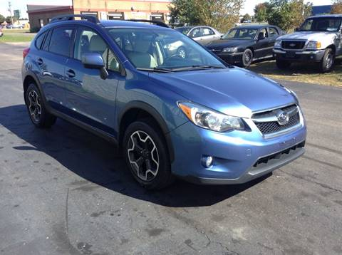 2014 Subaru XV Crosstrek for sale in Plover, WI