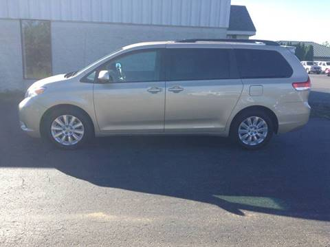 2012 Toyota Sienna for sale in Plover, WI
