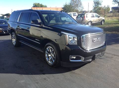 2015 GMC Yukon XL for sale in Plover, WI