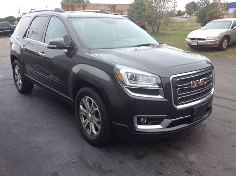 2015 GMC Acadia for sale in Plover, WI
