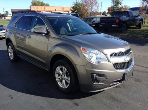 2011 Chevrolet Equinox for sale in Plover, WI