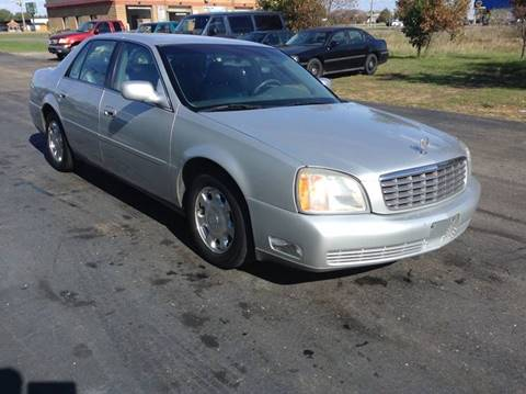 2002 Cadillac DeVille for sale in Plover, WI