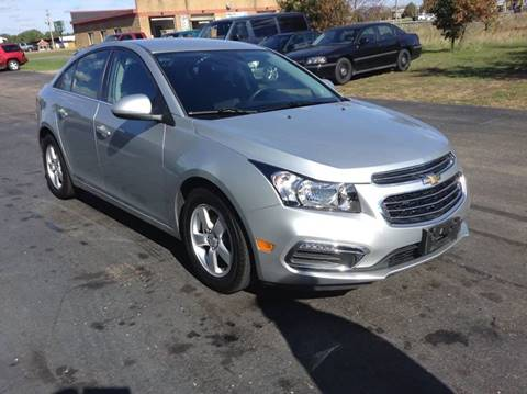 2015 Chevrolet Cruze for sale in Plover, WI