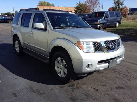 2006 Nissan Pathfinder for sale in Plover, WI