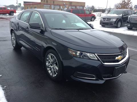 2015 Chevrolet Impala for sale in Plover, WI