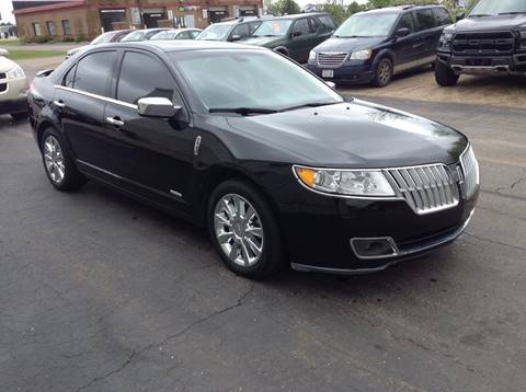 Used 2012 Lincoln Mkz Hybrid For Sale Carsforsalecom