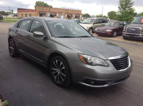 2013 Chrysler 200 for sale in Plover, WI