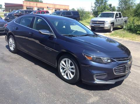 2017 Chevrolet Malibu for sale in Plover, WI