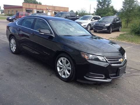 2017 Chevrolet Impala for sale in Plover, WI