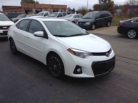 2015 Toyota Corolla for sale in Plover, WI