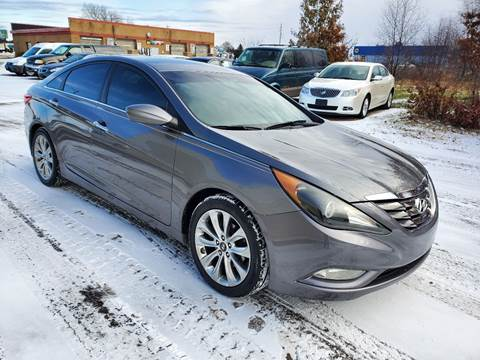 2012 Hyundai Sonata for sale in Plover, WI